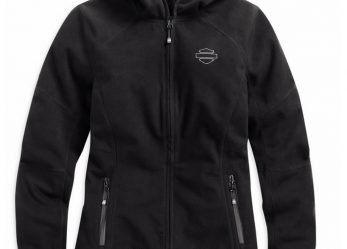 Harley-Davidson Women's Waterproof Fleece Jacket