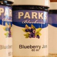 Parks Blueberry Jam