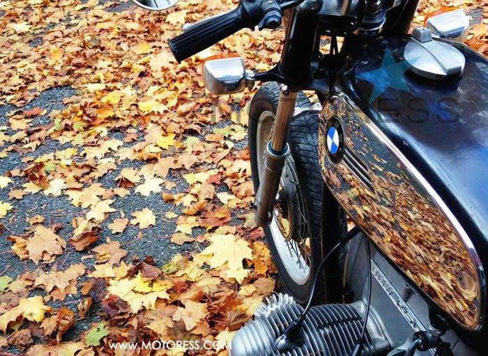 Autumn Riding Tips on MOTORESS