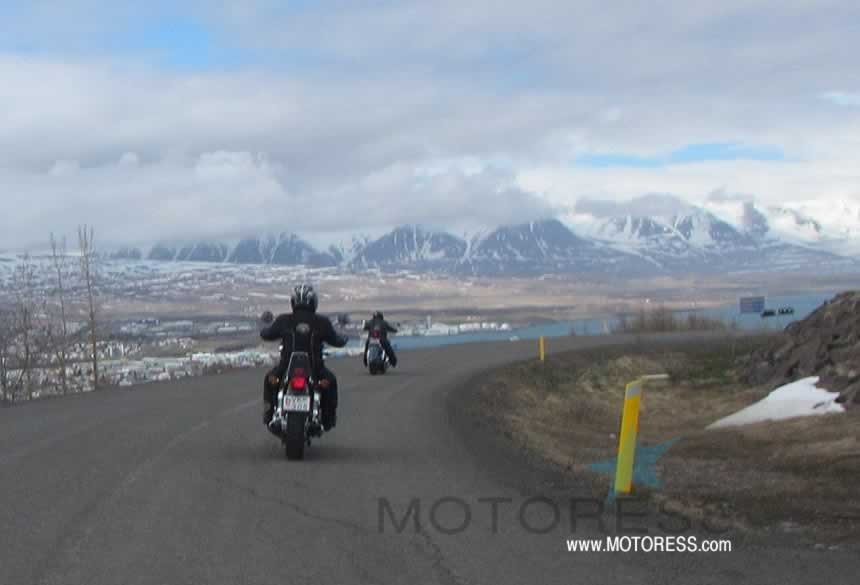 Tips For Riding Your Motorcycle in Cold Weather - The MOTORESS by Vicki Gray