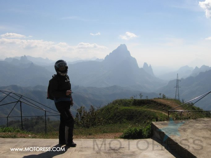 Panama to China; Two Women Two Motorcycles on MOTORESS
