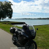 Motorcycle Cruise Along St. Clair River Shores MOTORESS