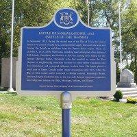 Historic Tecumseh Battle