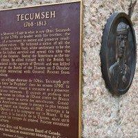 Tecumseh Monument