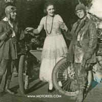Van Buren Sister's Anniversary Ride on MOTORESS