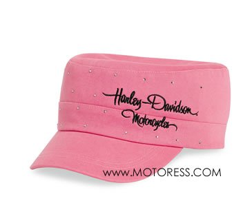 Harley-Davidson Pink Label on Motoress