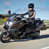 BMW C 650 Sport and C 650 GT Maxi Scooters 2016 For Sports Touring and Urban Cruising