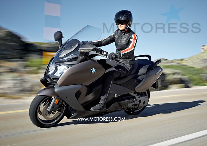 BMW C 650 Sport and C 650 GT Maxi Scooters Sports Touring ...