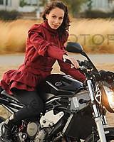 Plutonium MOTO Jackets Stylish Motorcycle Wear for Women Riders