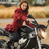 Plutonium MOTO Jackets Stylish Motorcycle Wear for Women Riders