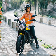 Ducati Scrambler on Motoress
