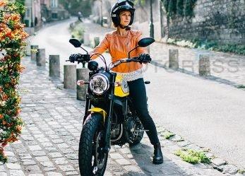 Ducati Scrambler Retro Basics Returned