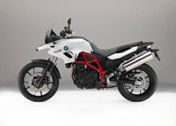 Carefree Riding Fun BMW Motorrad F 700 GS and F 800 GS