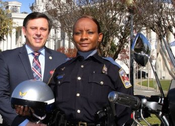 First Woman State Trooper in Alabama Motor Unit's 80 Year History