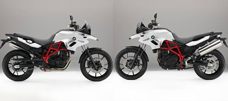BMW F700GS F800GS 2016 MOTORESS