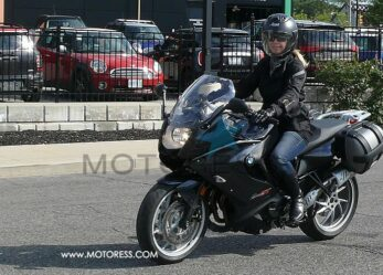 BMW F800 GT Ride Review – The Full Package Lightweight Tourer