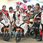 Womens Race India on MOTORESS