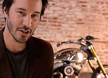 Keanu Reeves and Arch Motorcycles Christmas Gift Ride Experience Package