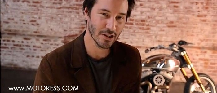 Keanu Reeves and Arch Motorcycles Christmas Gift Ride Experience ...