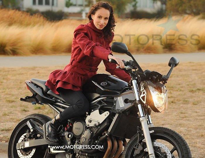 Plutonium MOTO Jackets Stylish Motorcycle Wear for Women ...