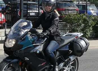BMW F800 GT Motorcycle Ride Review; Full Package Lightweight Tourer