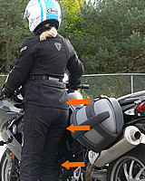 Walking Your Motorcycle - The Art of Manoeuvring