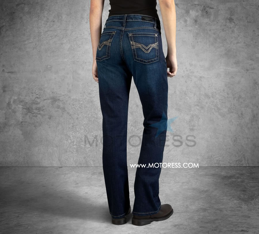Women's Jean Riding Styles from Harley-Davidson on MOTORESS