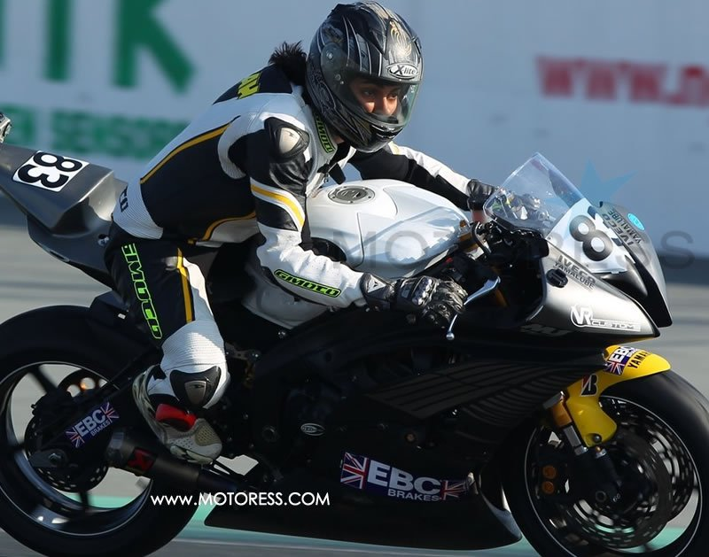 Mukri Makes History on MOTORESS