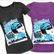 International Female Ride Day T-Shirts