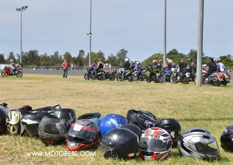 1000 Women Motorcycle Meet on MOTORESS