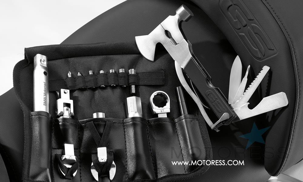 BMW Motorrad Kit on MOTORESS