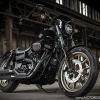 Harley-Davidson Low Rider S Cruiser on MOTORESS