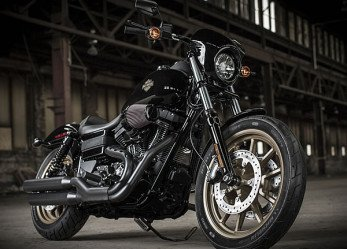 Harley-Davidson Low Rider S Cruiser Performance That's Low to the Ground