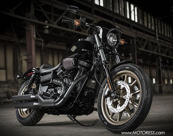 Harley Davidson Dyna Pantip