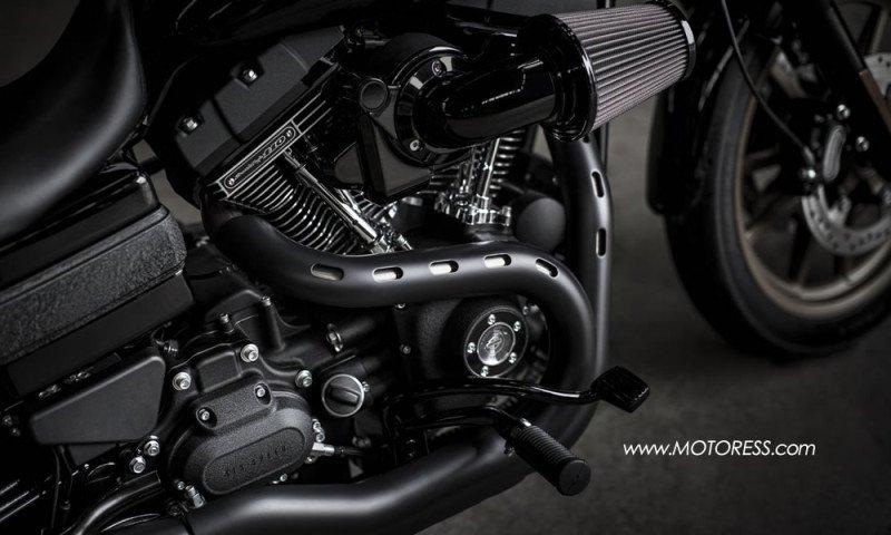 Harley-Davidson Low Rider S Cruiser on MOTORESS