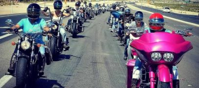 Guide to Motorcycle Group Riding