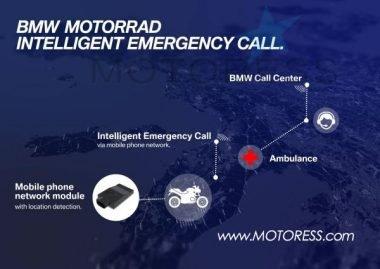 Optional Intelligent Emergency Call on MOTORESS