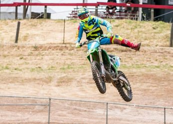 Kylie Fasnacht Sweeps Round Four Women's Motocross Championship WMX Hangtown