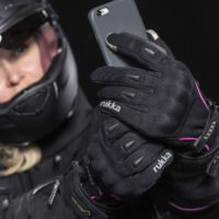Rukka Virve Women's Motorcycle Gloves Motoress