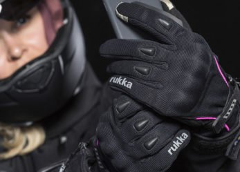 Rukka Virve Women's Motorcycle Textile Gloves