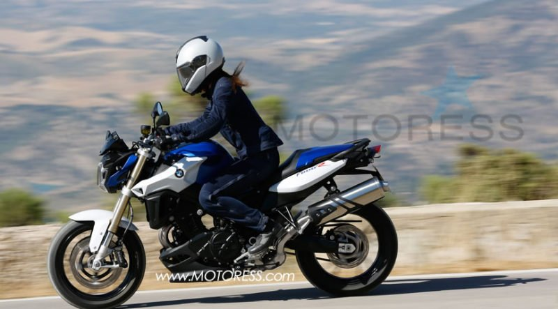 bmw motorrad women only test ride event canada | woman motorcycle