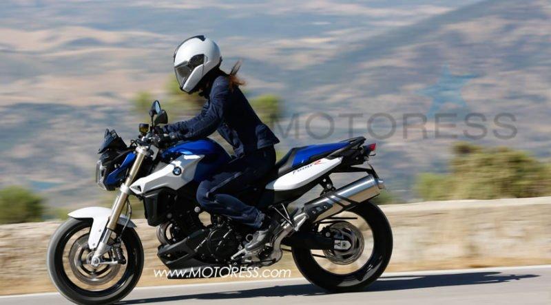 BWM Motorrad Womens Test Rides MOTORESS