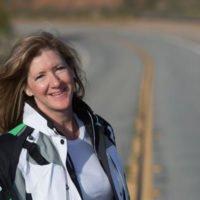 Woman Rider Targeting Record
