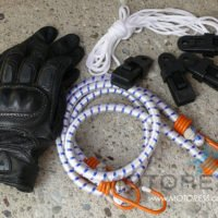 Add these clamps and straps