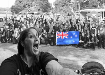 Shay Ron of New Zealand Wins 2016 International Female Ride Day Selfie Photo Contest