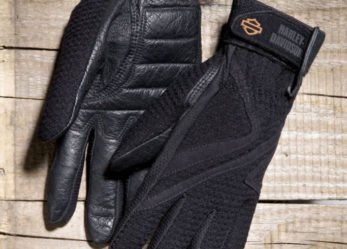 New Harley-Davidson Women's Airflow Gloves For Warm Weather Riding