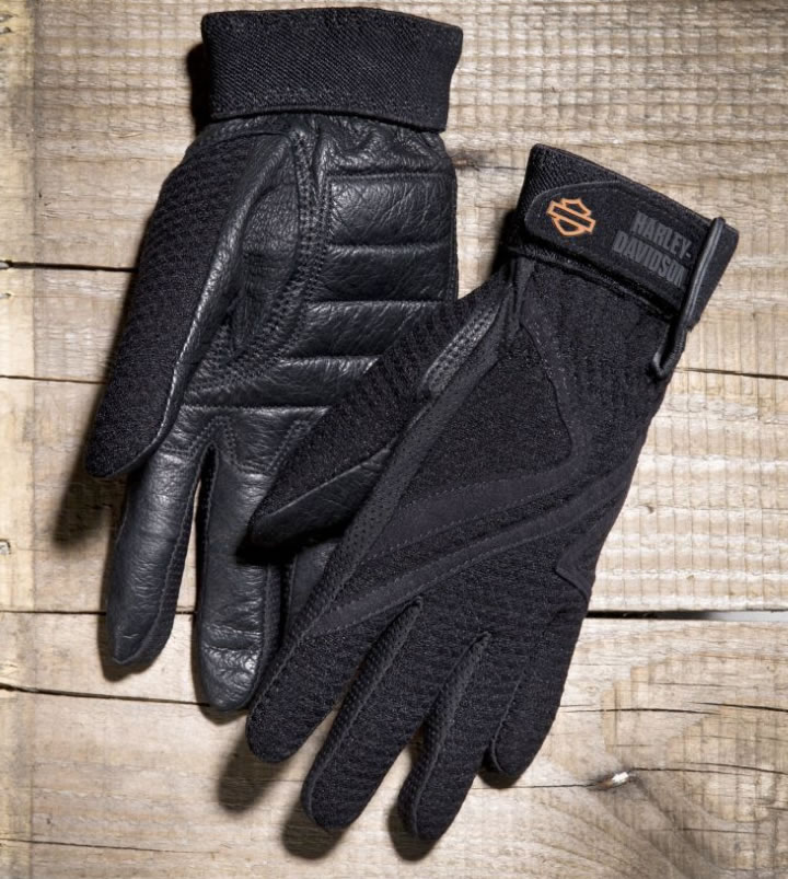 Harley-Davidson Women's Airflow Gloves MOTORESS