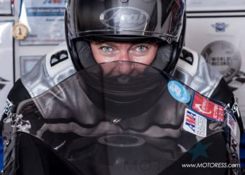 Motorcycle Land Speed Racers Loretta Flores and Lisa Taylor Made It To Famed 200 MPH Club
