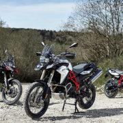 BMW Motorrad F700GS F800GS - on MOTORESS