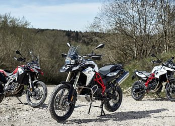 2017 BMW Motorrad F700GS, F800GS and F800GS Adventure on the Horizon